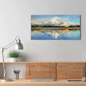Mt. Hood - Canvas Print by Michael Creese | Art Bloom Canvas Art