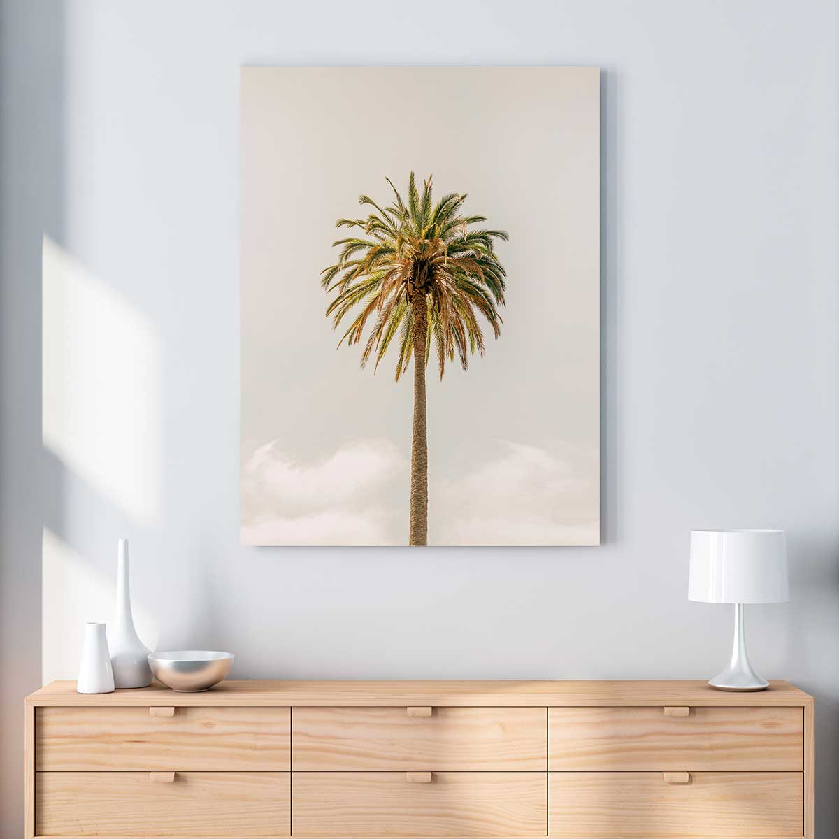 Royal Palm - Canvas Print by Nate Taylor | Art Bloom Canvas Art