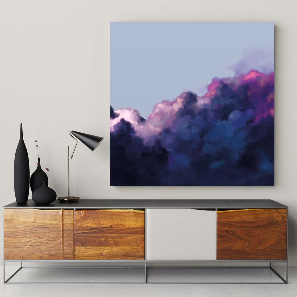 Skies - Canvas Print by Dan Hobday | Art Bloom Canvas Art