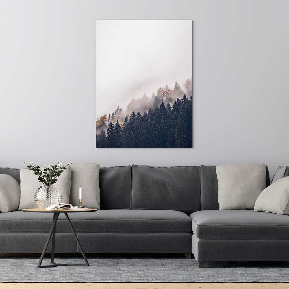 Tilted Canvas Art by Eberhard Grossgasteiger | Art Bloom