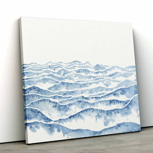 Vast Canvas Art by Emily Magone | Art Bloom