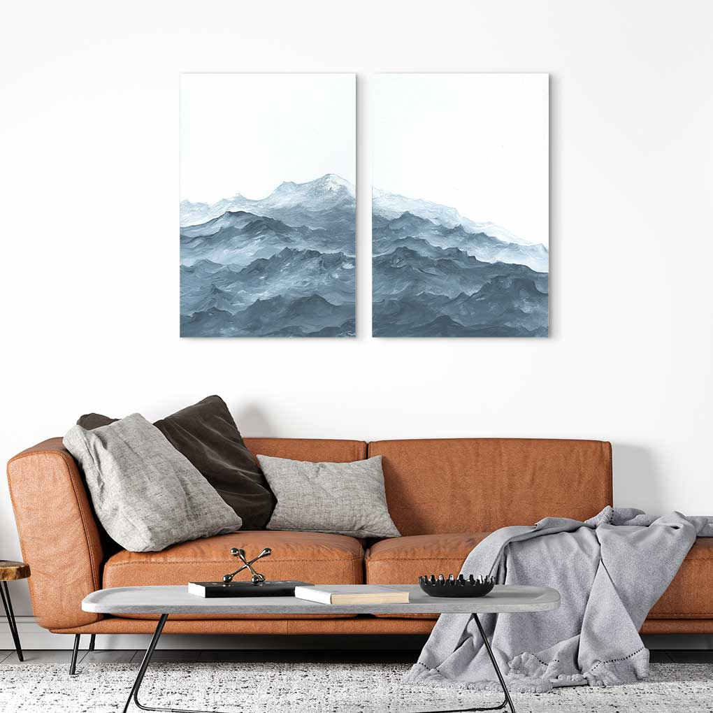 Waiver - 2-Piece Canvas Print by Emily Magone | Art Bloom Canvas Art