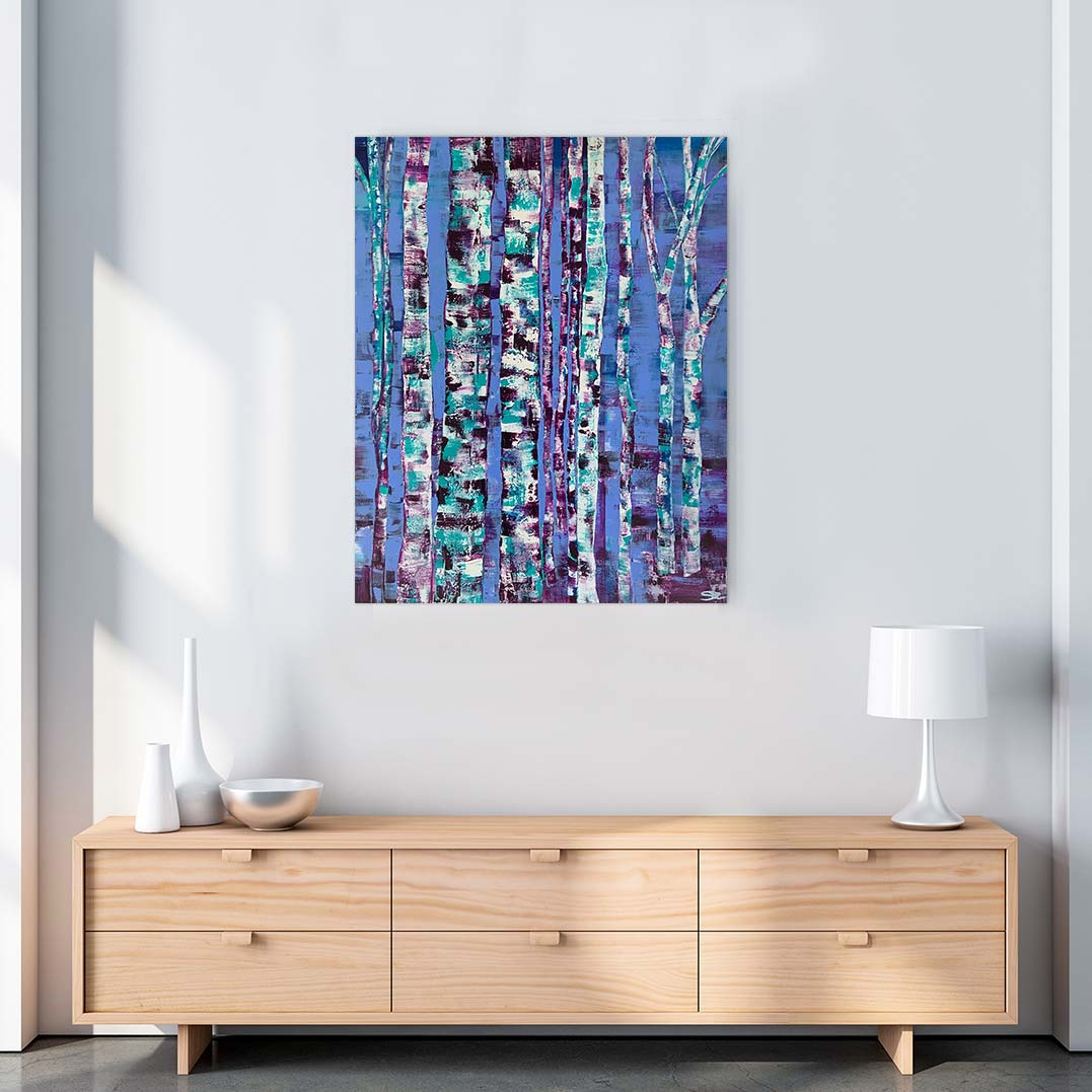 Amsterdam Canvas Art by Sarah Capps | Art Bloom