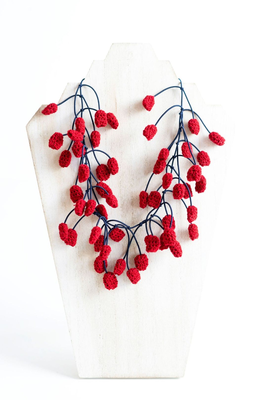 Valentina Red Cocoons