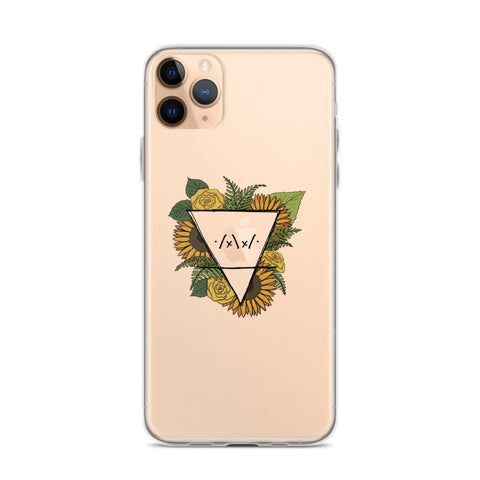 Flower Logo Phone Case