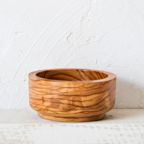 Medium Olive Wood Bowl