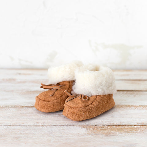 Majorcan Baby Boots