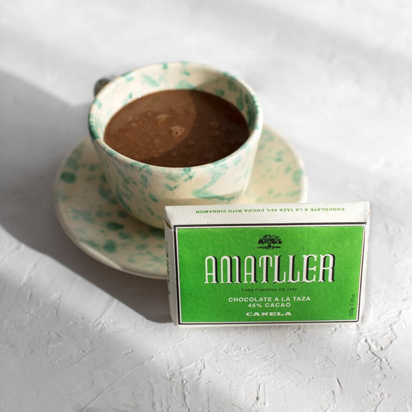 Chocolate Amatller a la Taza