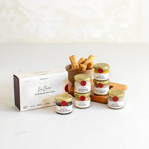 Pack of 6 Spreads Pate