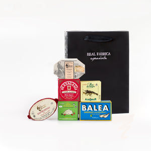 Spain in a Tin Pack - Gourmet Bag