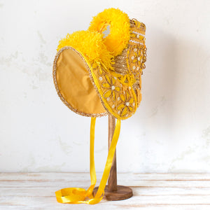 Montehermoso Yellow Married Hat