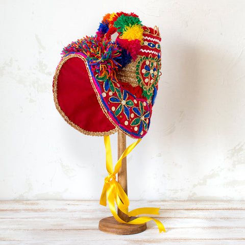Montehermoso Multicoloured Hat