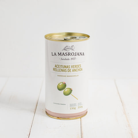 Anchovy Flavor Olives