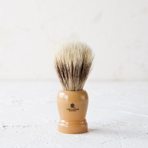 Shaving Brush with natural Bristles