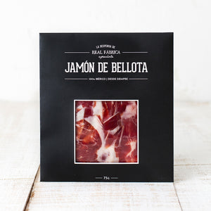Sliced Acorn-fed Iberian Ham