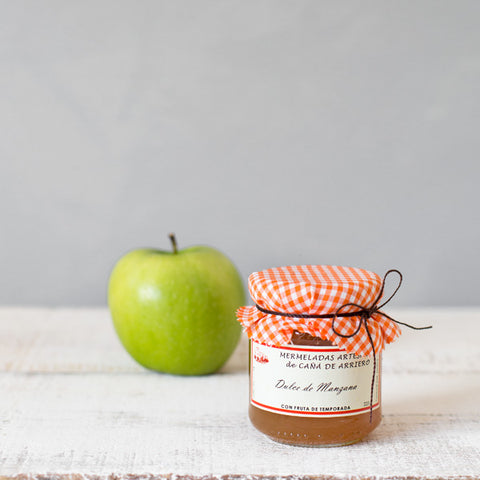 Homemade Apple Jelly