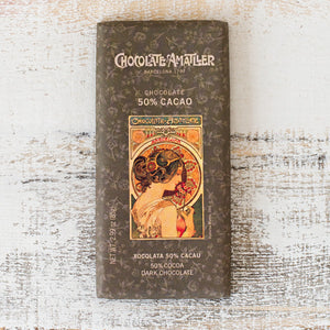 Amatller 50% Dark Chocolate