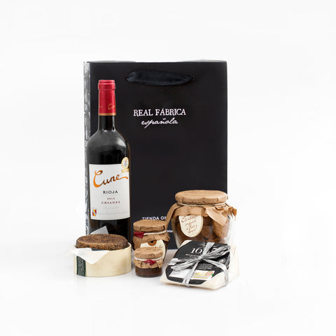 Crazy for Cheese and Wine Pack