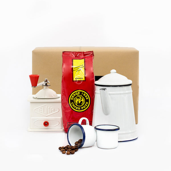Pack para Muy Cafeteros 2