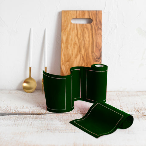 Green Napkins - Small