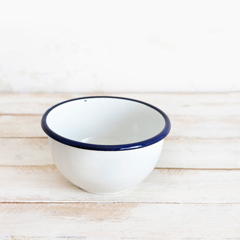 Enamelware Bowl - Medium