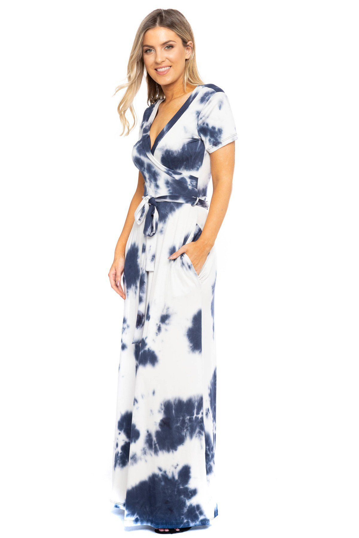 Breathable Summertime Maxi Dress