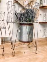 Metal laundry basket (large) - Baycreek & Co