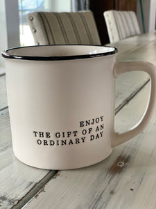Enjoy the gift of an ordinary day - Baycreek & Co