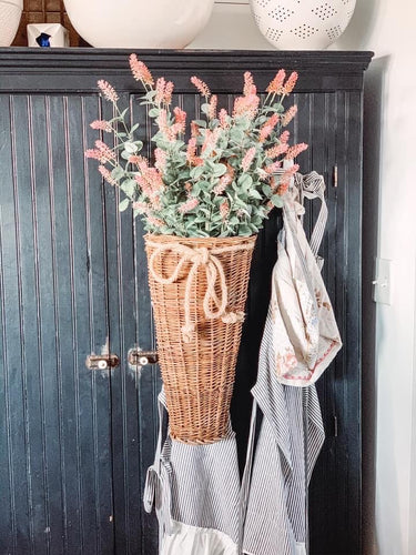 PRESALE- Willow Wall Basket