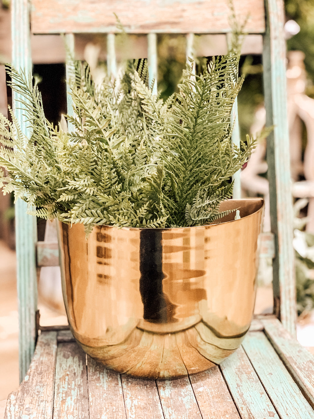 Hold Metal Wall Planter - gorgeous! - Baycreek & Co