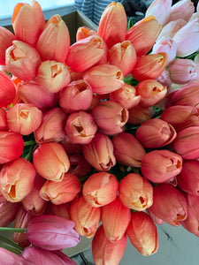 4. Orange tulips - Baycreek & Co