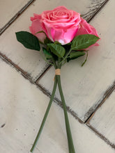 6. Real touch roses (light pink) - Baycreek & Co