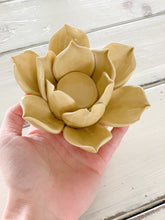 Yellow Ceramic flower - Baycreek & Co