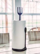 Paper Towel Holder- Spoon & Fork - Baycreek & Co
