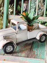 White Pickup Truck - Baycreek & Co