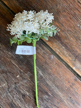 33. White floral stem - Baycreek & Co