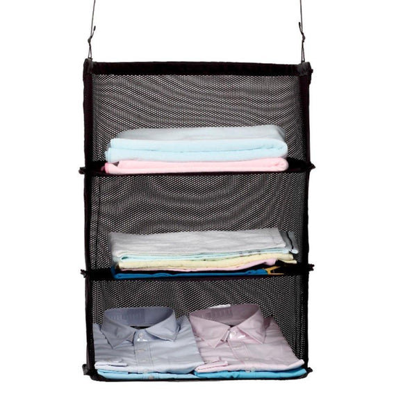 3 Layer Travel Wardrobe Bag