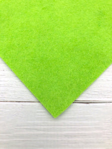 "APPLE - 12""x18"" Wool Blend Felt (Large Sheet)"