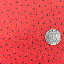 WATERMELON SEEDS - Custom Printed Leather
