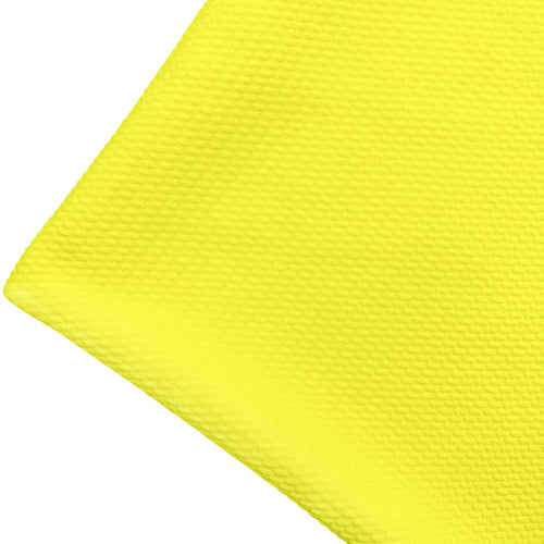 NEON YELLOW - Bullet Liverpool Fabric