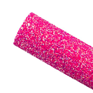 PINK SUMMER DREAM - Chunky Glitter