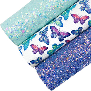 BEAUTIFUL BUTTERFLIES BUNDLE - (Set of 3)