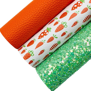 CARROT PATCH BUNDLE - (Set of 3)