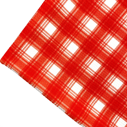 SANTA'S FLANNEL - Custom Printed Bullet Liverpool Fabric