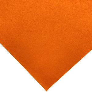 #04 LIGHT ORANGE - 100% Merino Wool Felt