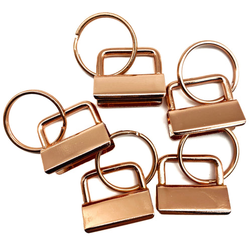 ROSE GOLD - Key Fob Hardware