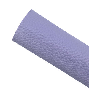 LAVENDER - Litchi Leather