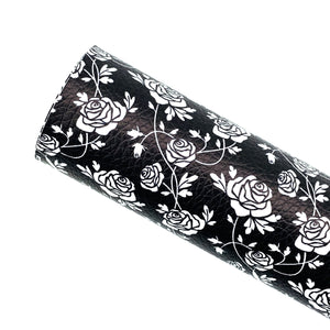 BLACK BEAUTY - Custom Printed Leather