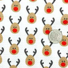 RUDOLPH - Custom Printed Bullet Liverpool Fabric