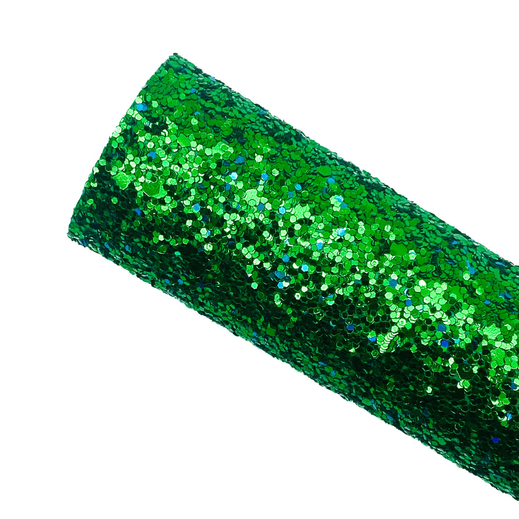 GREEN SEA - Chunky Glitter